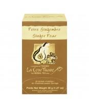 Four O'Clock Ginger Pear Herbal Tea