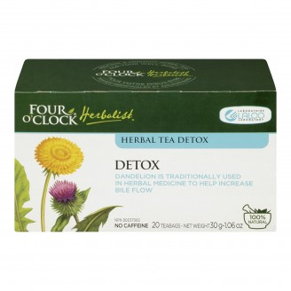 Four O'Clock Herbalist Detox Herbal Tea