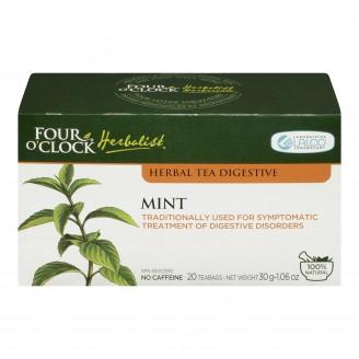 Four O'Clock Herbalist Digestive Herbal Tea