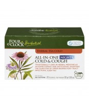 Four O'Clock Herbalist Herbal Tea for Colds