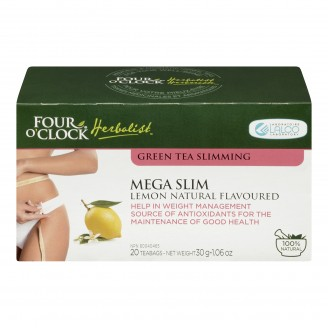 Four O'Clock Herbalist Slimming Green Tea