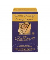 Four O'Clock La CourTisane Herbal Tea