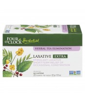 Four O'clock Laxative Extra Herbal Tea