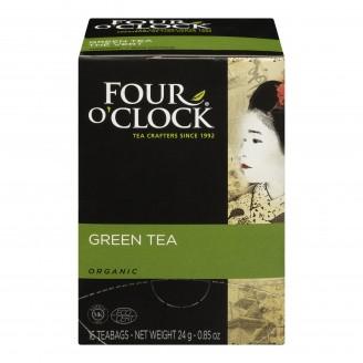 Four O'Clock Organic Herbal Tea