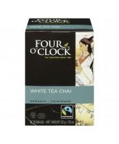 Four O'Clock White Tea Chai