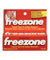 Freezone Liquid Corn and Callus Remover