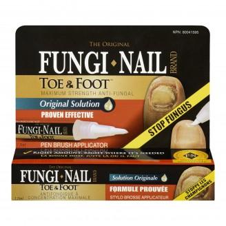 Fungi Nail Toe & Foot Maximum Strength Anti-Fungal Pen Brush Applicator