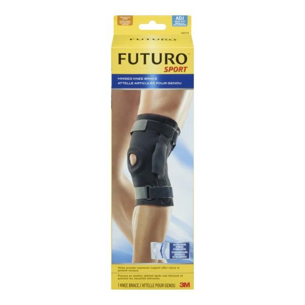 Buy Futuro Sport Hinged Knee Brace in Canada - Free Shipping   HealthSnap.ca