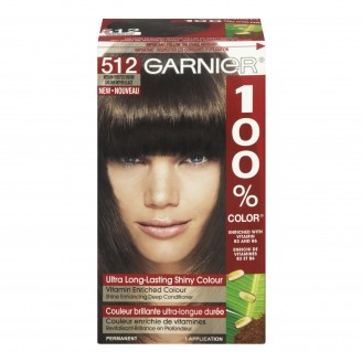Garnier 100% Color Ultra Long-Lasting Shiny Colour