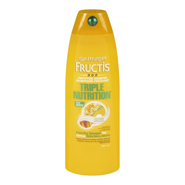 Shampoo Garnier Triple Nutrition Extra Dry Damaged Hair