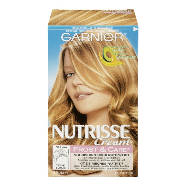 Buy Garnier Nutrisse Cream Frost And Care Nourishing Highlighting