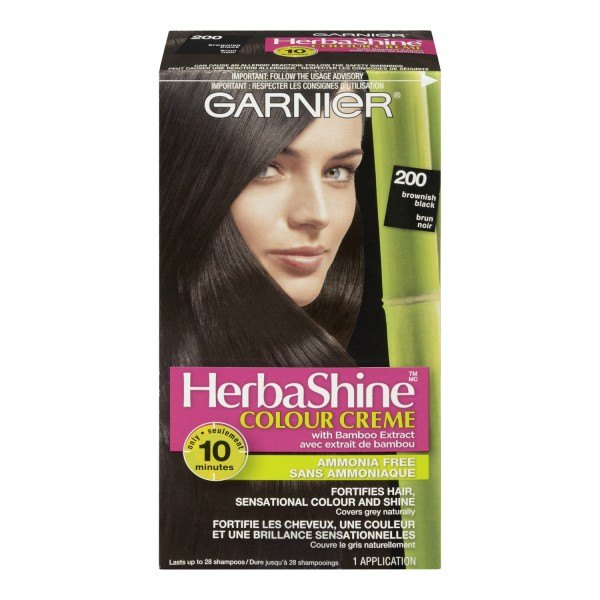 Buy Garnier Nutrisse Herbashine In Canada Free Shipping