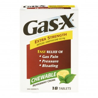 Gas-X Extra Strength Chewables