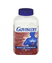 Gaviscon Heartburn Relief Tablets