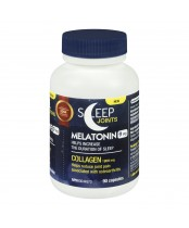 Genacol Melatonin and Collagen Sleep Joints Capsules