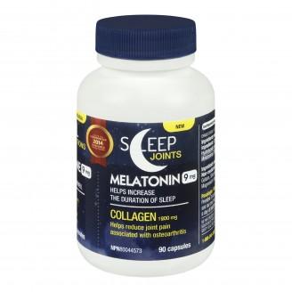 Genacol Melatonin and Collagen Sleep Joints Capsules