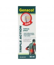 Genacol Triple Action Topical Spray