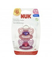 Gerber Nuk Natural Shape Orthodontic Pacifier