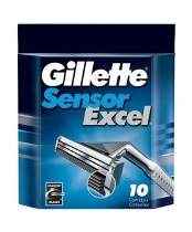 Gillette Sensor Excel Replacement Blades