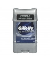 Gillette Triple Protection Clear Gel Deodorant