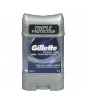 Gillette Triple Protection Clear Gel Deodorant