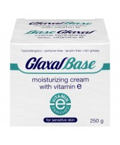 Glaxal Base Moisturizing Cream with Vitamin E