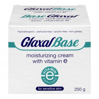 Glaxal Base Moisturizing Cream with Vitamin E