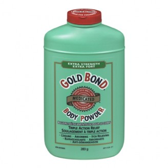 Gold Bond Extra Strength Medicated Body Powder