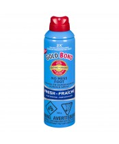 Gold Bond Fresh No Mess Powder Spray