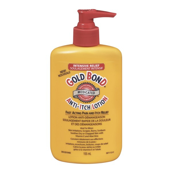 Buy Gold Bond Medicated Anti Itch Lotion In Canada Free