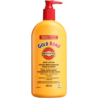 Gold Bond Regular Strength Body Lotion