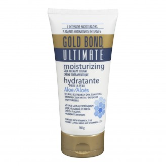 Gold Bond Ultimate Moisturizing Skin Therapy Cream with Aloe