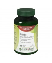 Greeniche Kids Multivitamin Chewable Tablets
