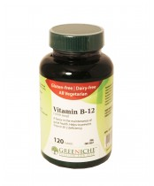 Greeniche Vitamin B-12 Tablets