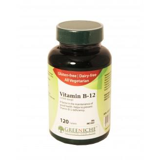 Greeniche Vitamin B-12 Tablets