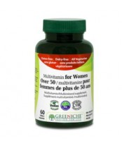 Greeniche Women Over 50 Multivitamin