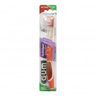 GUM Technique Deep Clean Compact Toothbrush
