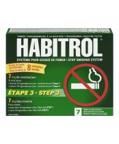 Habitrol Nicotine Patches
