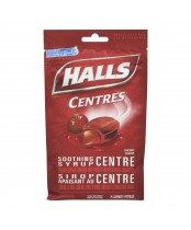 Halls Centres Cough Drops