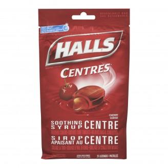 Halls Centres Cough Drops