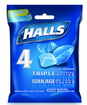 Halls Cough Drops Family Pack