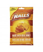 Halls Made With Real Honey