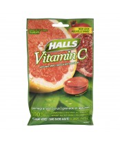 Halls Vitamin C Supplement Drops