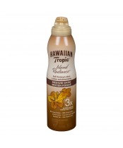 Hawaiian Tropic Island Radiance Sunless Tanning Creme Lotion Medium Dark
