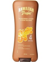 Hawaiian Tropic Moisturizing Bronzing Lotion SPF 4