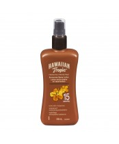 Hawaiian Tropic Protective Sunscreen Spray Lotion