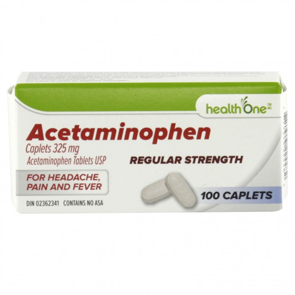 acetomenophen 500 mg how to take