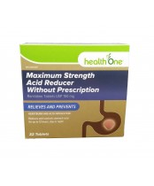 health One Acid Reducer Tablets