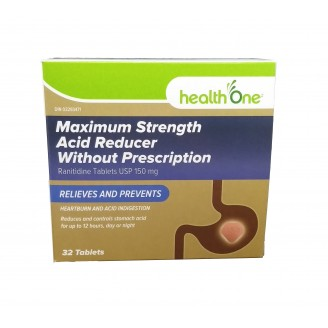 health One Acid Reducer Tablets