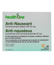 health One Anti-Nauseant 50mg